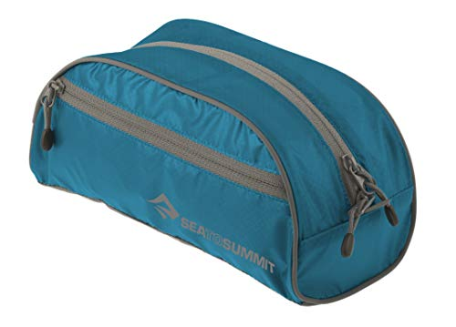 Sea To Summit TravellingLight Toiletry Bag Small Blue/Grey