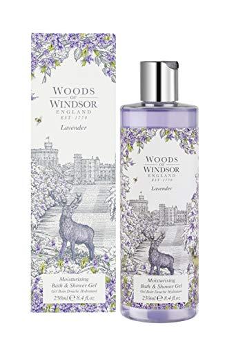 Woods of Windsor, gel bagnodoccia alla lavanda