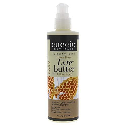 Latte e Miele Burro Light - Lyte Body Butter, Honey and Soy Milk 237ml