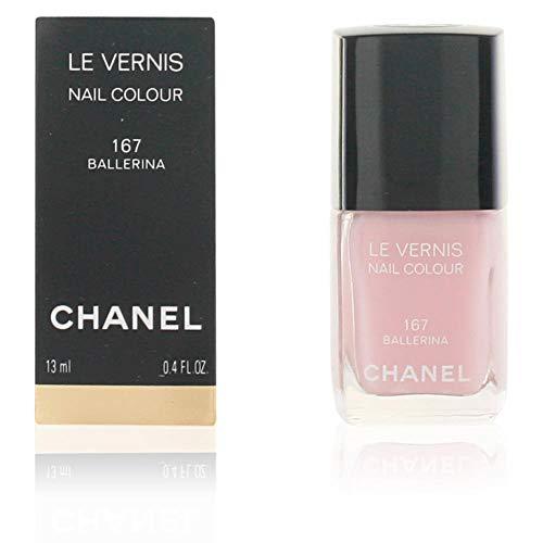 Chanel le Vernis 578 New Dawn Smalto per Unghie Base e Fissante, Rosso, 13 Millilitri