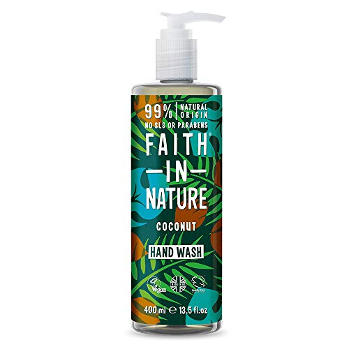 Faith In Nature Sapone Mani Liquido Naturale