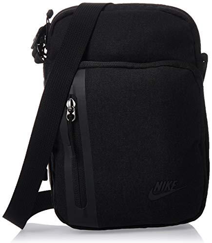 Nike BA5268-010, Borsa Uomo, Black/Black/Black, Taglia Unica