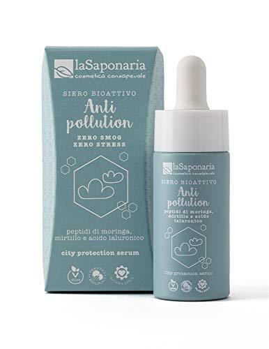 La Saponaria Siero bioattivo anti-pollution 15ml