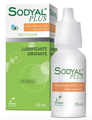 Sodyal Pf0469 Plus Gocce Oculari con Acido Ialuronico - 10 ml