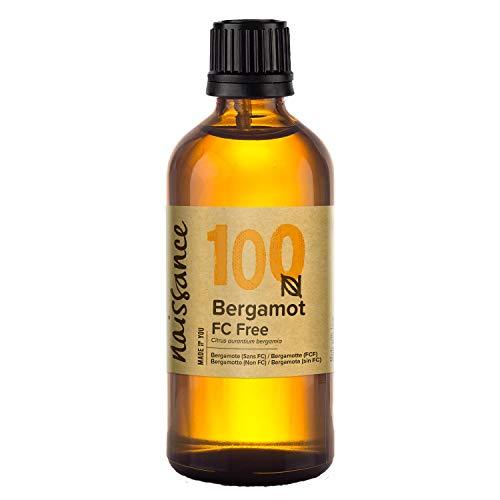 Naissance Olio di Bergamotto (non-FC) - Olio Essenziale Puro al 100% - 100ml