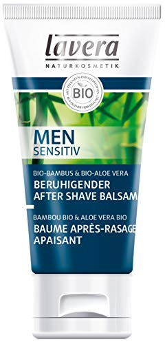 Lavera Men Sensitiv Balsamo dopobarba, 50 ml
