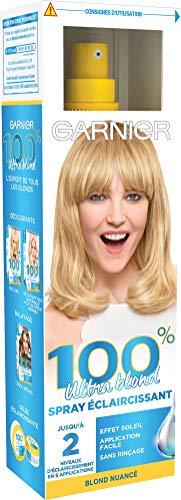 Garnier–100% Ultra Blond–eclaircissant capelli–cristallo sole