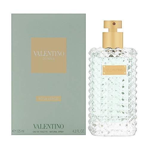 Valentino Donna Rosa Verde Edt Vapo - 125 ml