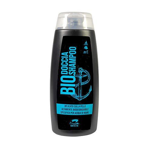 GATE 14 Doccia Shampoo Bio Altamente Biodegradabile specifico per Acqua di Mare
