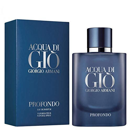 GIORGIO ARMANI Acqua di Gio Profondo Eau de Parfum, 200 Millilitri