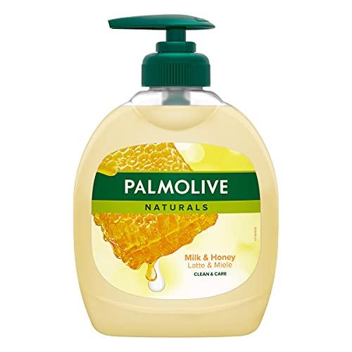 Palmolive Naturals Sapone Liquido Latte e Miele - 300 ml