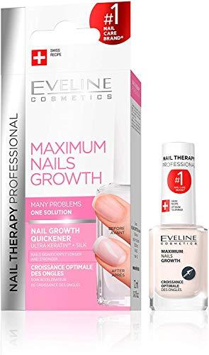 Eveline Cosmetics - Stimolatore crescita unghie'Maximum Nails Growth', 12ml