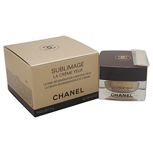Chanel Sublimage La Crème Yeux - 15 Ml