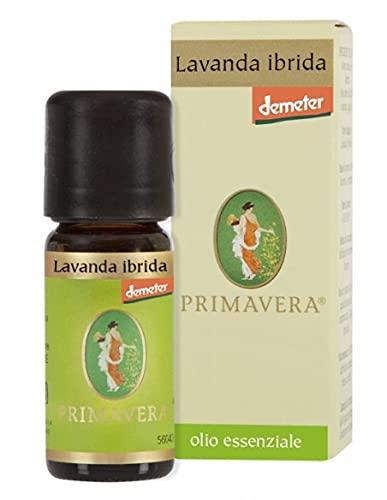 Flora Olio Essenziale di Lavanda Ibrida Bio Demeter, 20 ml
