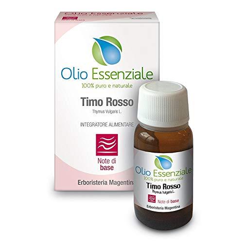 ERBORISTERIA MAGENTINA - OLIO ESSENZIALE TIMO ROSSO 10 ML