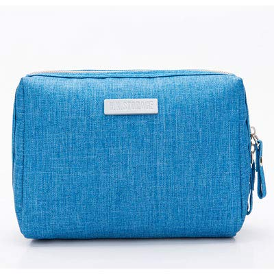Cute Cosmetic Bag Women Necessaire Make Up Bag Travel Waterproof Portable Makeup Bag Toiletry Bags Polyester Zipper Pouch 417*7*12.5cm