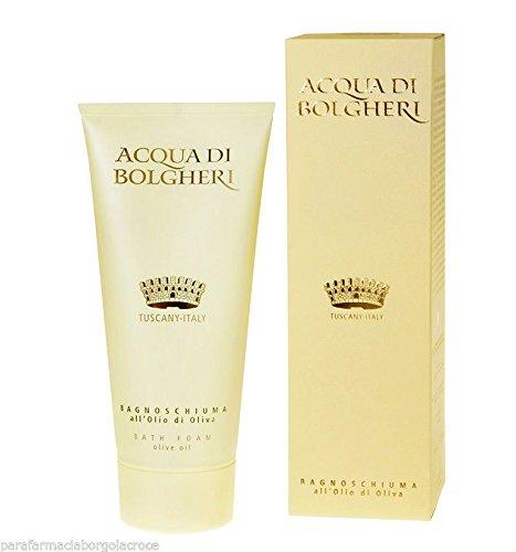 Acqua di Bolgheri Bagnoschiuma Illuminante Oro Bath Foam Dr Taffi 200ml
