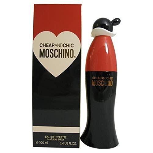 Moschino, fragranza da donna 'Cheap and Chic', eau de toilette spray, da 100 ml