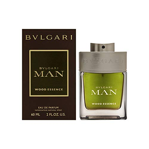 Bvlgari Man Wood Essence, Eau de Parfum, Profumo 60 ml