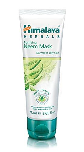 Himalaya, maschera purificante al neem, 75 ml