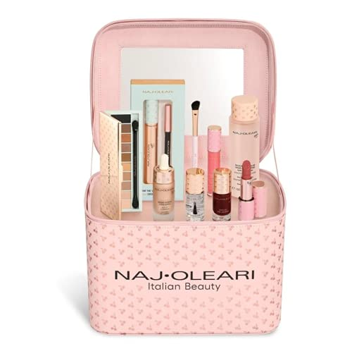 Naj Oleari Cherry VIP Beauty Box Large 9prodotti make-up …