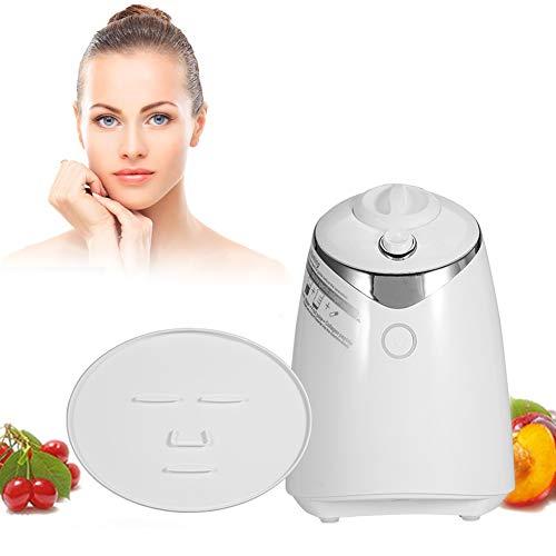 Macchina per maschera naturale, Macchina per maschera facciale naturale di frutta e verdura Rotekt fai-da-te Cura del viso Macchina per bellezza fresca al collagene (03)