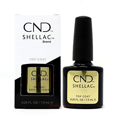 CND Shellac UV Top Coat 7.3ml
