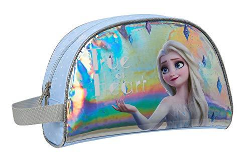 Safta 812015824 - Trousse da toilette adattabile a trolley Frozen II
