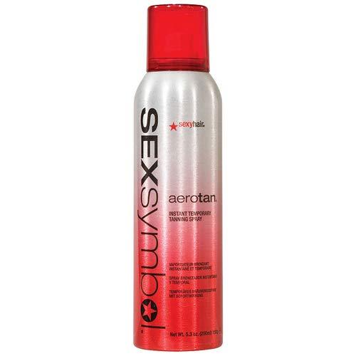 Sexy Hair Concepts Sex Symbol - Spray per abbronzatura istantanea e temporanea, 140g