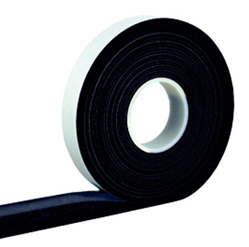 compriband 20/8 mm antracite 4,3 m rotolo, larghezza di banda 20 mm, espansione di 8 su 40 mm, bocchetta per fessure strafatto