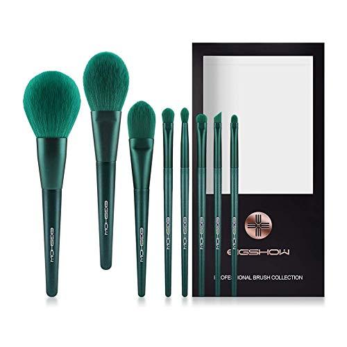 Set di pennelli per trucco, Eigshow Set di pennelli per trucco professionale Cosmetici sintetici Fondotinta in polvere Correttori per sfumare Ombretti Pennelli per trucco Kabuki per il viso