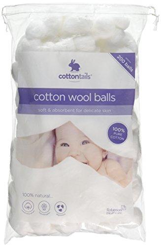 Cottontails, batuffoli di cotone da0,6g, 1112