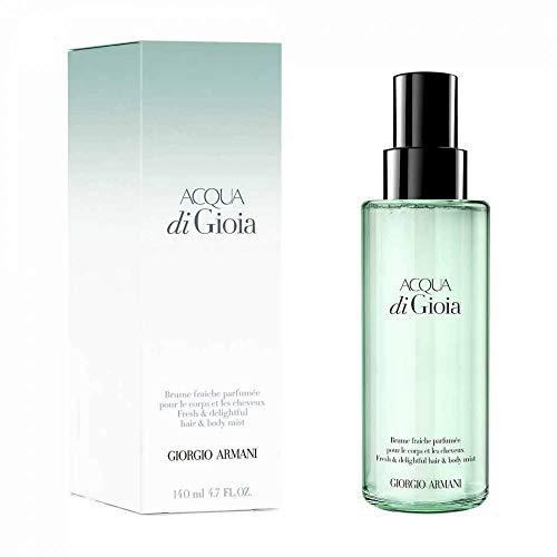 Armani Acqua di Gioia Hair & Body Mist, 140 Ml