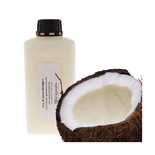 La Saponaria - Olio di Cocco Biologico 1l