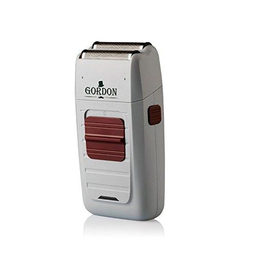 Rasoio Elettrico Cordless Gordon ideale per rifinire la rasatura di barba e capelli.