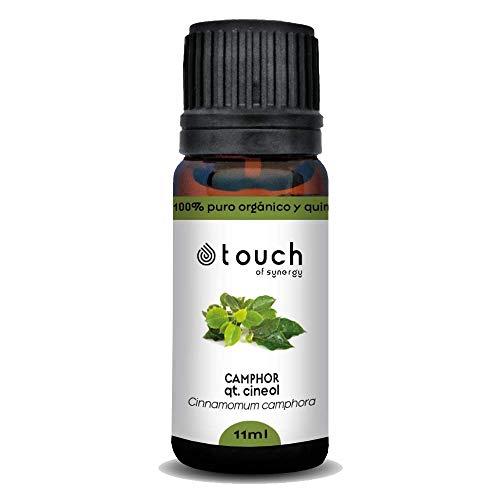 Ravintsara - Olio essenziale (Cinnamomun Camphora Qt. Cineol), 100% puro, biologico e chemiotipato (10 ml)