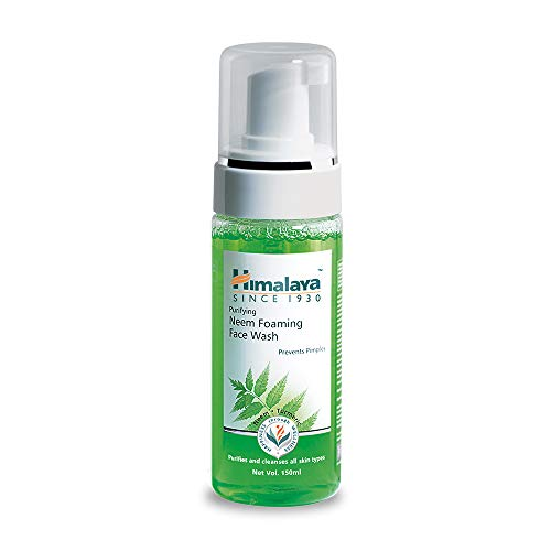 Himalaya Neem Schiuma detergente per il viso, 150ml