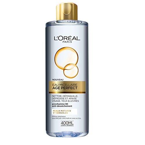 L' oréal Paris Age Perfect Acqua Micellare per pelli mature/Sensibili 400ml