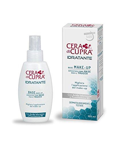 Cera di Cupra Crema Idratante Base Pre Make-Up, 125 ml