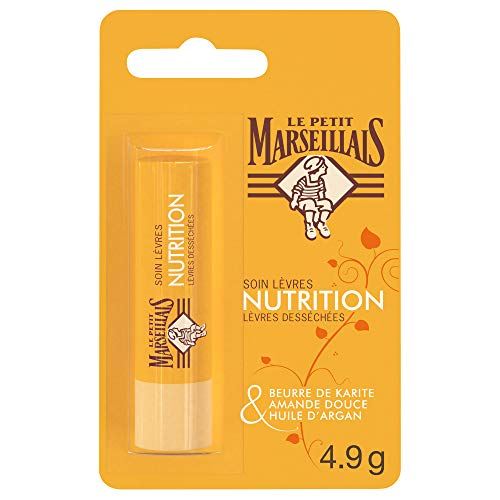Le Petit Marseillais - Lip Care Stick - Labbra Nutriente asciugata Lips