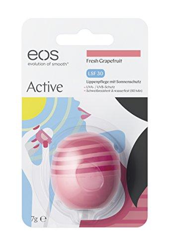 EOS Active Protection Fresh Pompelmo SPF 30Lipbalm Blister, 1pezzi