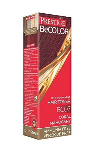 BE COLOR - Tinta semipermanente per bagno di colore senza ammoniaca 100ml