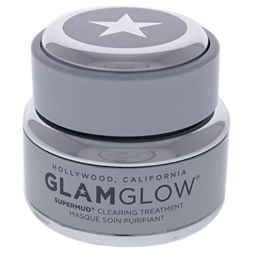 Glamglow Super Mud Maschera purificante all'argilla, per rimuovere le imperfezioni, confezione da 15g