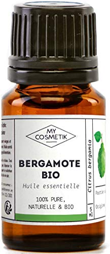 Olio Essenziale di Bergamotto Organico - MyCosmetik - 10 ml