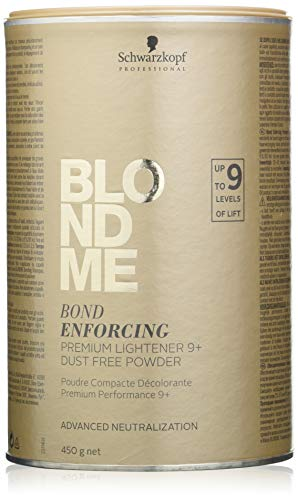 Schwarzkopf BlondMe Polvere Decolorante Premium Lift 9+ 450 g