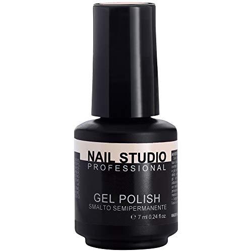 Nail Studio Professional, Gel Polish N.11, Smalto Semipermanente per Unghie a Lunga Durata, Colore Intenso e Brillante, Effetto Diamante, Facile da Applicare, 7ml