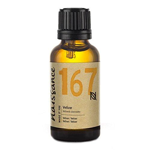 Naissance Olio di Vetiver – Olio Essenziale Puro al 100% - 30ml
