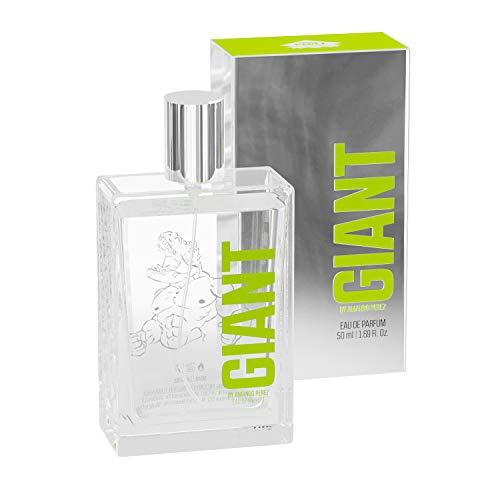 GIANT Molecules - Eau de Parfum ai feromoni, 50 ml, Unisex