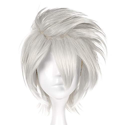 CoolChange Parrucca di Kakashi Hatake, Bianca