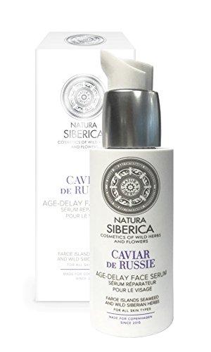 Natura Siberica Age-delay Face Serum Caviar de Russie - 30 ml